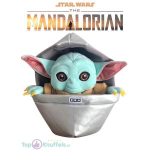 Baby Yoda Pluche knuffel Precious Cargo