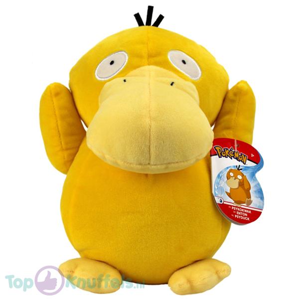 Pokemon Pluche Psyduck Knuffel 25 cm