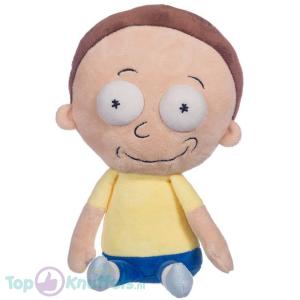 Rick en Morty Pluche Knuffel Morty Smile 35 cm