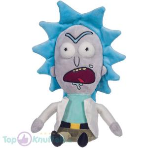 Rick en Morty Pluche Knuffel Rick Scared 35 cm