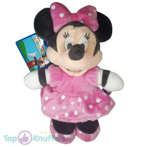 Minnie Mouse pluche knuffel 24cm - Disney Clubhouse