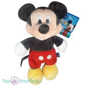 Mickey Mouse pluche knuffel 24cm - Disney Clubhouse