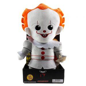 Clown IT Pluche Bewegende Knuffel 45 cm (Dansen en Trillen)