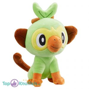 Pokémon Pluche Knuffel Grookey 25 cm