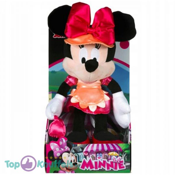 Disney Junior Minnie Mouse Pluche Knuffel 30 cm