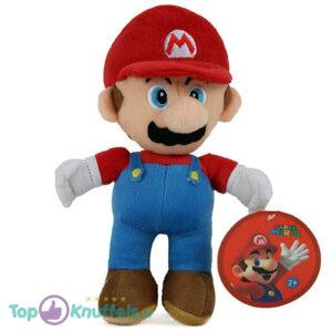 Mario Bros Pluche Knuffel Mario 30 cm
