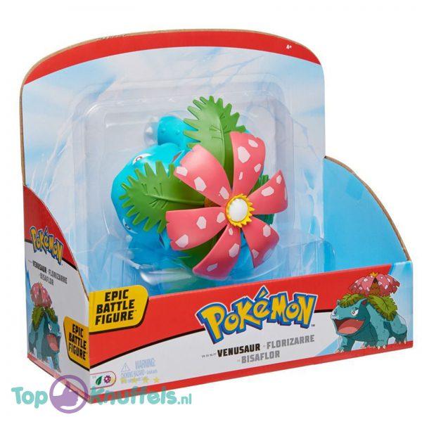 Pokemon Epic Battle Figure - Venusaur 20 cm (Speelgoed)