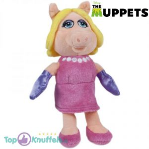 Miss Piggy The Muppets Show Disney Pluche Knuffel 35 cm