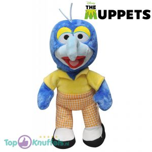 Gonzo The Muppets Show Disney Pluche Knuffel 35 cm