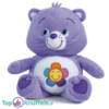 Care Bears Pluche Knuffel Lila 22 cm