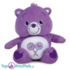 Care Bears Pluche Knuffel Paars 22 cm