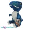 Jurassic Park Pluche Knuffel Donkerblauw Blue 30 cm