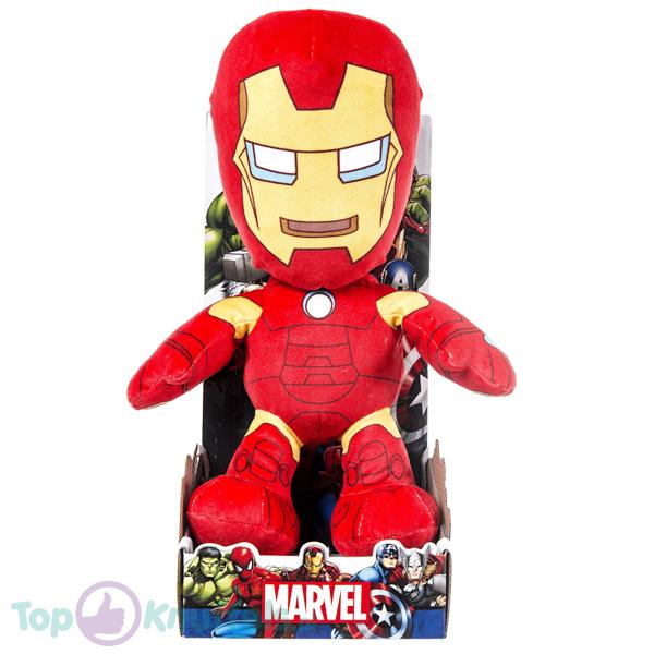 Marvel Avengers Iron Man Pluche Knuffel 30 cm