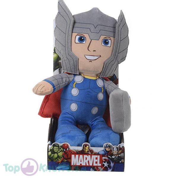 Marvel Avengers Thor Pluche Knuffel 30 cm