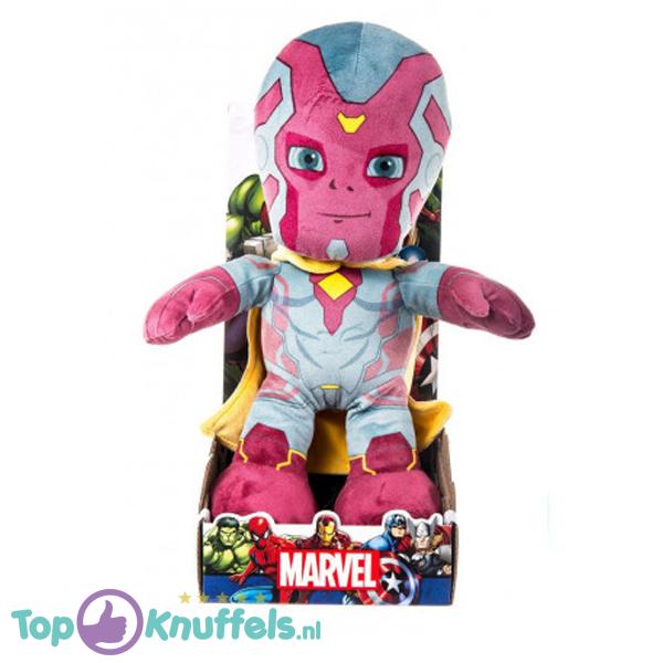 Marvel Avengers Vision Pluche Knuffel 30 cm