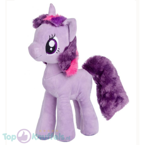 My Little Pony Paars Twilight Spar Pluche Knuffel 30 cm