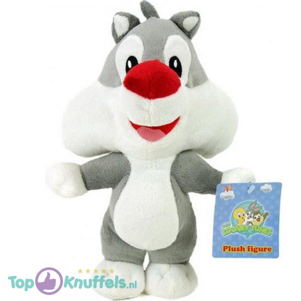 Looney Tunes Baby Sylvester Pluche Knuffel 30 cm