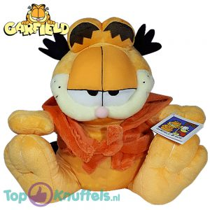 Garfield Pluche Knuffel Oranje 35 cm