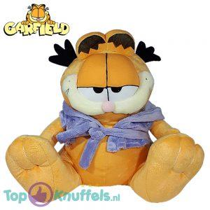 Garfield Pluche Knuffel Paars 35 cm