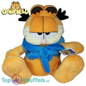 Garfield Pluche Knuffel Blauw 35 cm