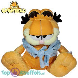 Garfield Pluche Knuffel Lichtblauw 40 cm