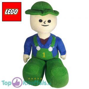 Lego Pluche Knuffel Groen 27 cm