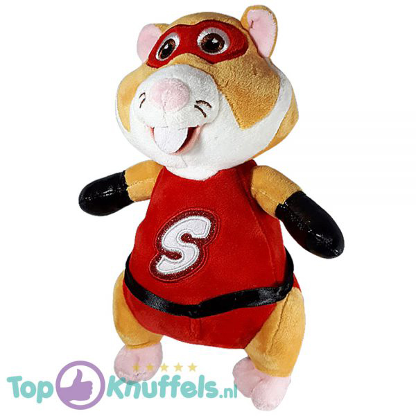 AH Hamster Sjors Pluche Knuffel 26 cm