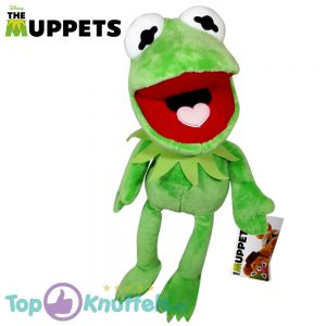 Kermit de Kikker The Muppets Show Disney Pluche Knuffel 35 cm