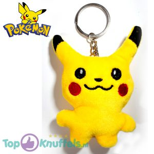 Pikachu Staand Sleutelhanger 8 cm