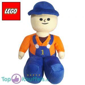 Lego Pluche Knuffel Blauw 27 cm