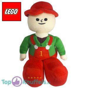 Lego Pluche Knuffel Rood 27 cm