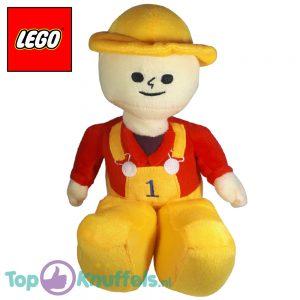 Lego Pluche Knuffel Geel 27 cm
