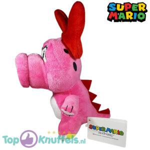 Birdo 20cm - Super Mario Bros Roze pluche knuffel