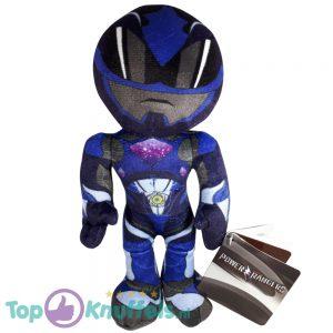 Power Rangers Pluche Knuffel Blauw 25 cm