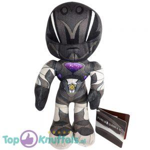 Power Rangers Pluche Knuffel Zwart 25 cm