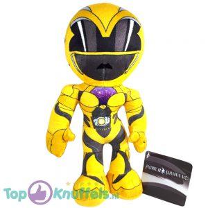 Power Rangers Pluche Knuffel Geel 25 cm
