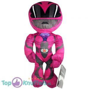 Power Rangers Pluche Knuffel Roze 25 cm