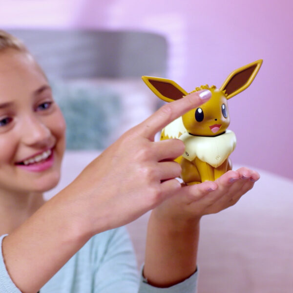 Pokemon Eevee interactive speelfiguur met meer dan 50 reacties