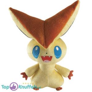Pokemon Victini Pluche Knuffel 25 cm
