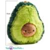 Avocado Pluche Knuffel (Groen)