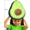 Avocado Pluche Knuffel (Groen) 40 cm