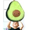 Avocado Pluche Knuffel (Groen) 75 cm