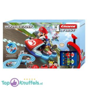 Carrera Racebaan - Mario Kart Speelgoed (2.4 meter)