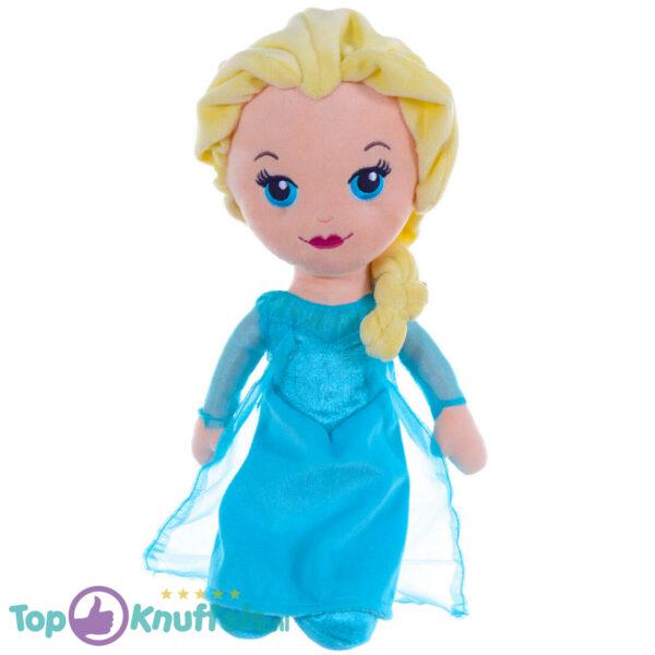 Disney Frozen Pluche Knuffel Elsa 32 cm