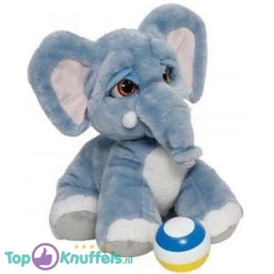 Lolly Emotion Pets Pluche Knuffel Olifant