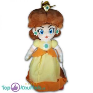 Super Mario Princess Pluche Knuffel Daisy 43 cm