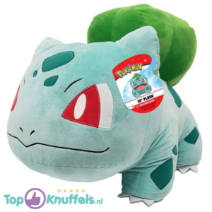 Pokemon XXL Pluche Knuffel Bulbasaur 60 cm