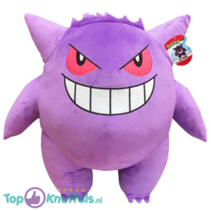 Pokemon XXL Pluche Knuffel Gengar 60 cm