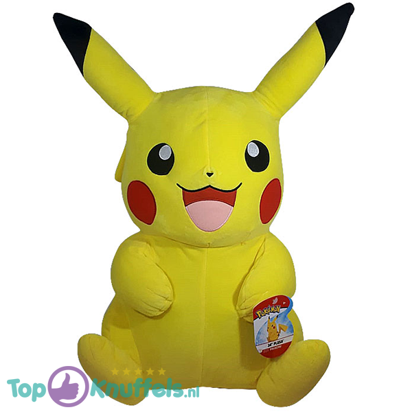 Pokemon XXL Pluche Knuffel Pikachu 60 cm