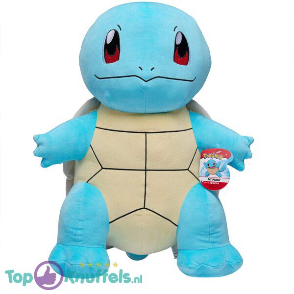 Pokemon XXL Pluche Knuffel Squirtle 60 cm